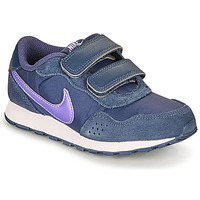 Shoes Children Low top trainers Nike MD VALIANT PS Blue