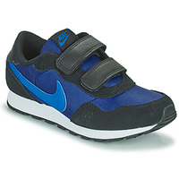 Shoes Boy Low top trainers Nike MD VALIANT PS Blue