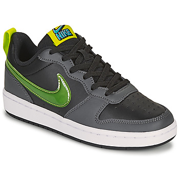 Shoes Children Low top trainers Nike COURT BOROUGH LOW 2 GS Grey