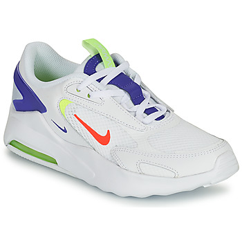 Shoes Children Low top trainers Nike AIR MAX BOLT GS White / Blue