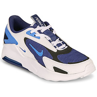 Shoes Boy Low top trainers Nike AIR MAX BOLT GS White / Blue