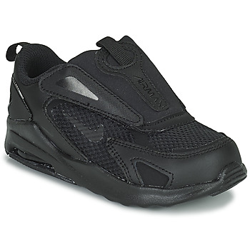 Shoes Children Low top trainers Nike AIR MAX BOLT TD Black