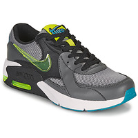 Shoes Children Low top trainers Nike AIR MAX EXCEE GS Grey / Blue