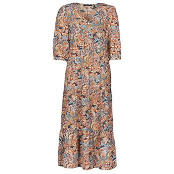 material Women Long Dresses Vero Moda VMLIS Multicolour