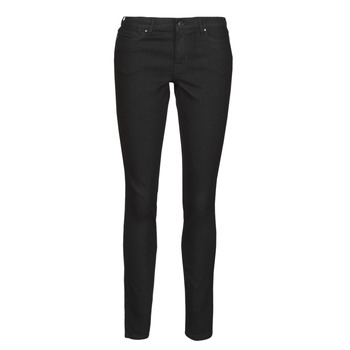 material Women slim jeans Vero Moda VMJUDY Black
