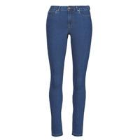 material Women slim jeans Vero Moda VMJUDY Blue / Medium