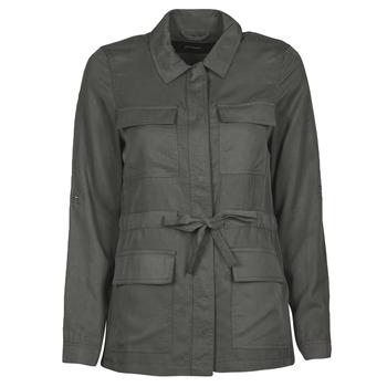 material Women Jackets / Blazers Vero Moda VMVIVIANA Kaki