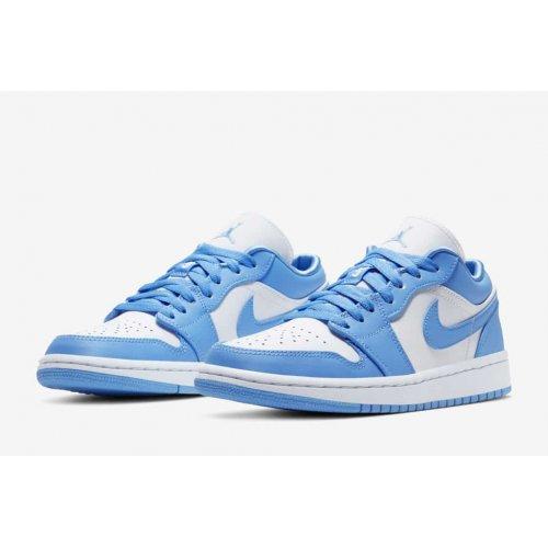 Air Jordan 1 Low Univeristy Blue