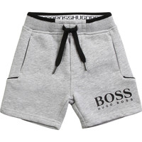 material Boy Shorts / Bermudas BOSS NOLLA Grey