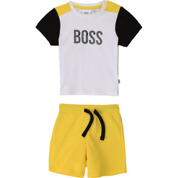 material Boy Sets & Outfits BOSS COLITA Multicolour