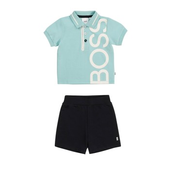 material Boy Sets & Outfits BOSS DREZIN Blue