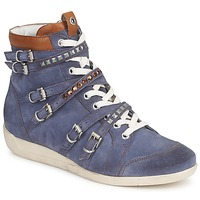 Shoes Women High top trainers Janet Sport MARGOT ISABEL Blue