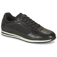 Shoes Men Low top trainers Redskins LINOS Black