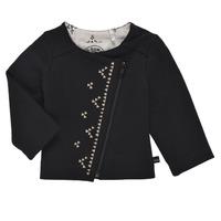 material Girl Jackets / Cardigans Ikks XS17020-02 Black