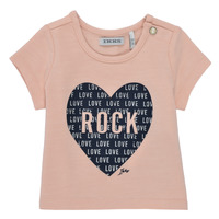 material Girl short-sleeved t-shirts Ikks XS10120-31 Pink