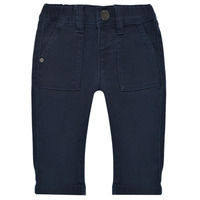 material Boy 5-pocket trousers Ikks XS29011-48 Marine