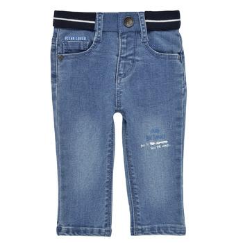material Boy slim jeans Ikks XS29001-83 Blue