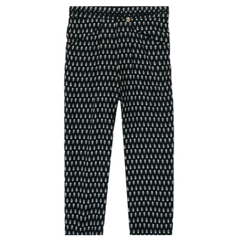 material Girl Wide leg / Harem trousers Ikks XS22002-02-J Black