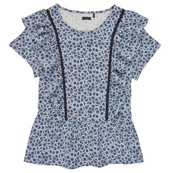 material Girl Blouses Ikks XS12052-48-J Blue