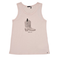 material Girl Tops / Sleeveless T-shirts Ikks XS10302-31-J Pink