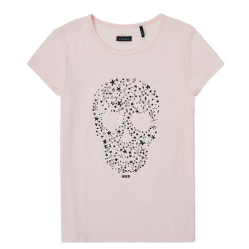 material Girl short-sleeved t-shirts Ikks XS10492-31-J Pink