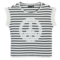 material Girl short-sleeved t-shirts Ikks XS10022-19-C Multicolour