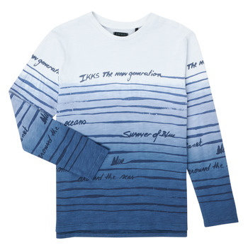 material Boy Long sleeved shirts Ikks XS10003-19-C Multicolour