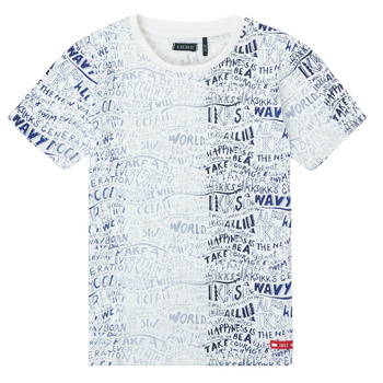 material Boy short-sleeved t-shirts Ikks XS10063-19-C Multicolour