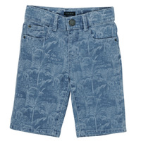 material Boy Shorts / Bermudas Ikks XS25253-82-C Blue