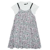 material Girl Short Dresses Ikks XS30182-19-J Multicolour
