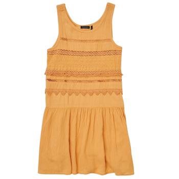 material Girl Short Dresses Ikks XS31012-74-J Orange