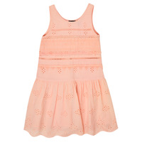 material Girl Short Dresses Ikks XS31012-32-J Pink