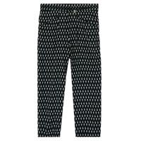 material Girl Wide leg / Harem trousers Ikks XS22002-02-J Black