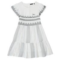 material Girl Short Dresses Ikks XS30012-11-J White