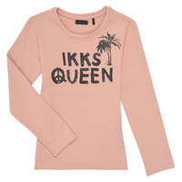 material Girl Long sleeved shirts Ikks XS10092-32-J Pink
