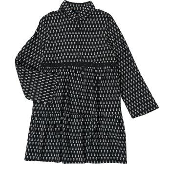 material Girl Short Dresses Ikks XS30002-02-J Black