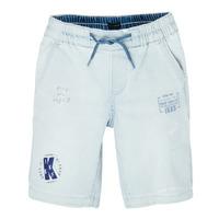 material Boy Shorts / Bermudas Ikks XS25223-82-J Blue