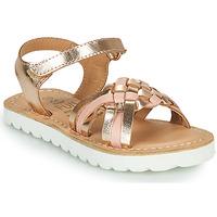 Shoes Girl Sandals Mod'8 JOKINE Pink