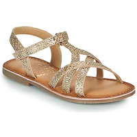 Shoes Girl Sandals Mod'8 CANISA Gold