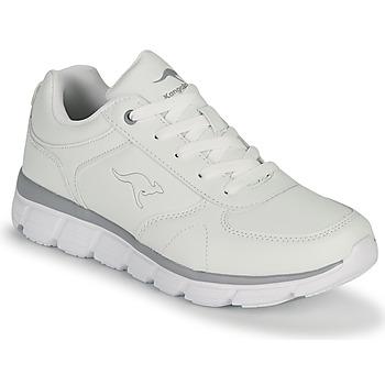 Shoes Women Low top trainers Kangaroos KR-ARLA White
