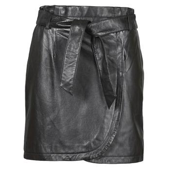 material Women Skirts Oakwood INSTAX Black