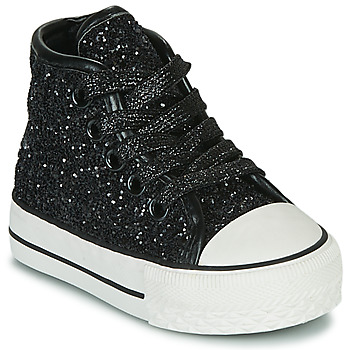 Shoes Girl High top trainers Citrouille et Compagnie NEW 19 Black