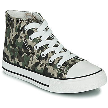 Shoes Children High top trainers Citrouille et Compagnie NEW 19 Camouflage