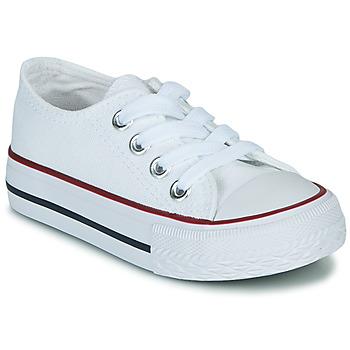 Shoes Children Low top trainers Citrouille et Compagnie NEW 20 White