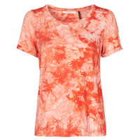 material Women short-sleeved t-shirts Les Petites Bombes BRISEIS Orange