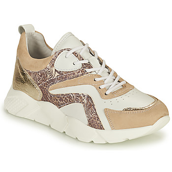 Shoes Women Low top trainers Philippe Morvan VOOX V1 White / Beige
