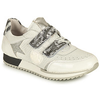 Shoes Women Low top trainers Philippe Morvan ROLL V1 White