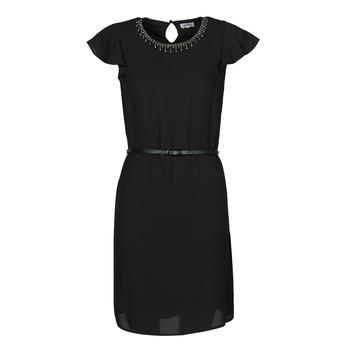 material Women Short Dresses Liu Jo WA1561-T9767-22222 Black