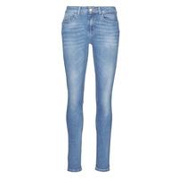 material Women slim jeans Liu Jo DIVINE Blue / Medium