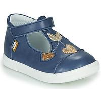 Shoes Girl Ballerinas GBB EMILA Blue